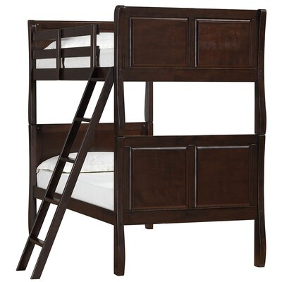 Simmons Casegoods Williamsburg Twin Bunk Bed