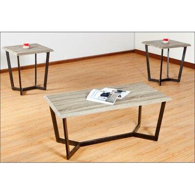 Latitude Run Arturo 3 Piece Coffee Table ..