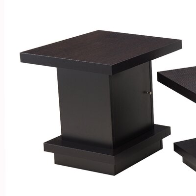 Mercury Row Blackmore End Table by Simmons Casegoods