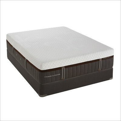 Stearns & Foster Lux Estate Hybrid Shylah 13.5 Inch Firm Mattress