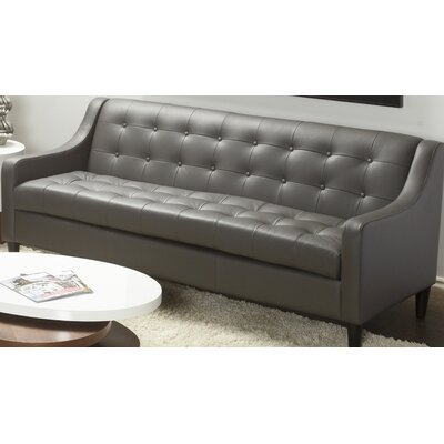 Lind Furniture Cameo Collection Leather Sofa