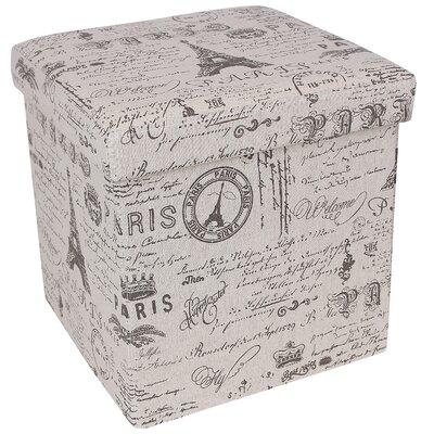 Songmics Paris Effiel Tower Storage Cube ..