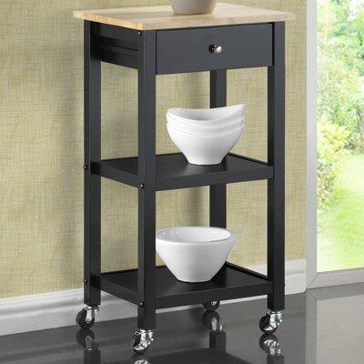 Roundhill Furniture Kitchen Cart