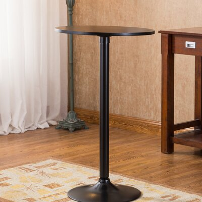 Roundhill Furniture Belham Pub Table