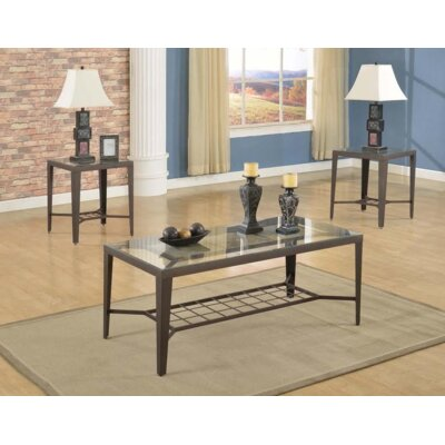 Park Lane Lamps Dalton 12 Piece Coffee Table Set