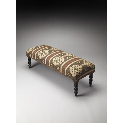 Loon Peak Edgecumbe Upholstered Bedroom Bench