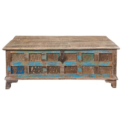 Bungalow Rose Seddiq Storage Coffee Table