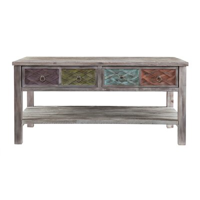 Bungalow Rose Sanjeev Coffee Table Set