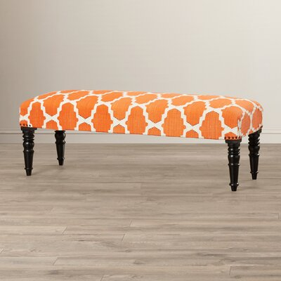 Bungalow Rose Lyon Upholstered Bedroom Bench