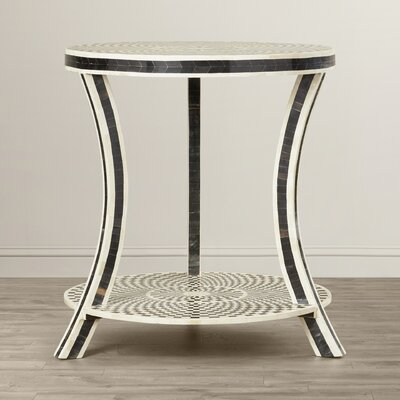Bungalow Rose Benning End Table