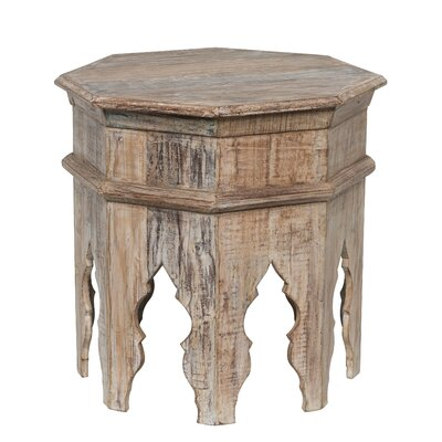Bungalow Rose Manan End Table