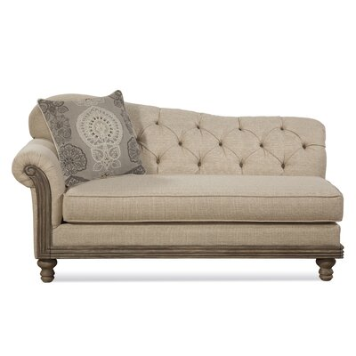 Bungalow Rose Roosa Serta Upholstery Chaise Lounge