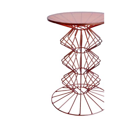 Bungalow Rose Etoile End Table