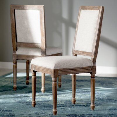 Bungalow Rose Socoma Parson Chair (Set of 2)