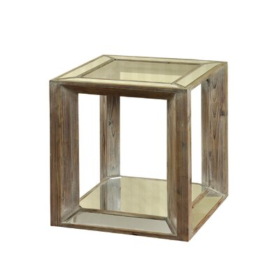 Bungalow Rose Griswold End Table