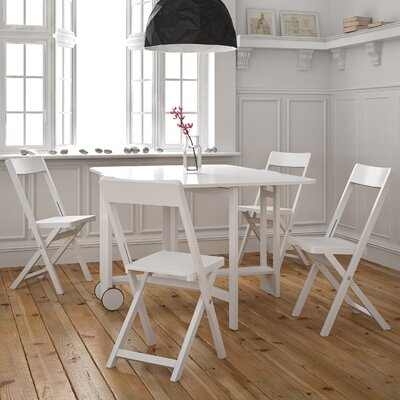 Viv + Rae Sasha Rebecca 5 Piece Table and Chair Set
