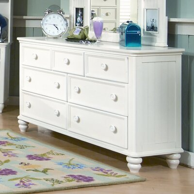 Viv + Rae Kirsten 7 Drawer Double Dresser