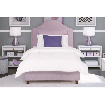Viv + Rae Annie Twin Upholstered Platform Bed