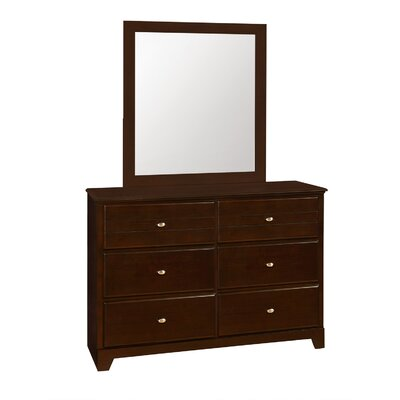 Viv + Rae Skylar 6 Drawer Dresser