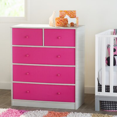 Viv + Rae Brooke 5 Drawer Chest
