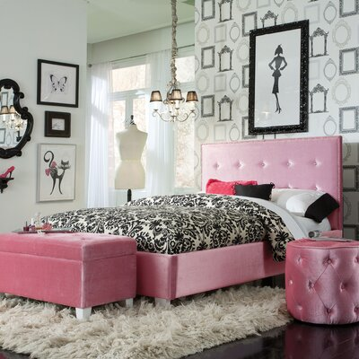 Viv + Rae Blair Upholstered Bed