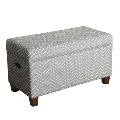 Viv + Rae Jess Upholstered Storage Bench