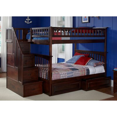 Viv + Rae Nolan Bunk Bed with Drawers