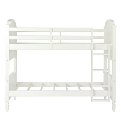Viv + Rae Arinna Panel Bunk Bed Customizable Bedroom Set