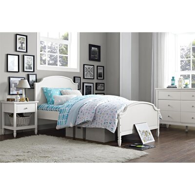 Viv + Rae Arinna Twin Panel Customizable Bedroom Set