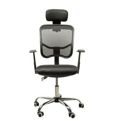 HomCom Adjustable Mesh High Back Office C..