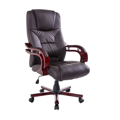 HomCom High-Back Executive Office Chair