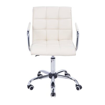 HomCom Mid-Back Executive Office Chair