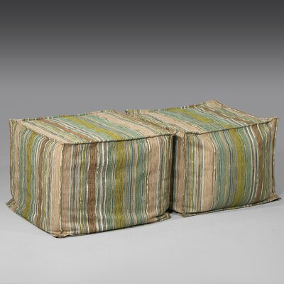 Sage Avenue Addison Ottoman (Set of 2)