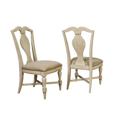 Sage Avenue Napa Valley Side Chair (Set of 2)