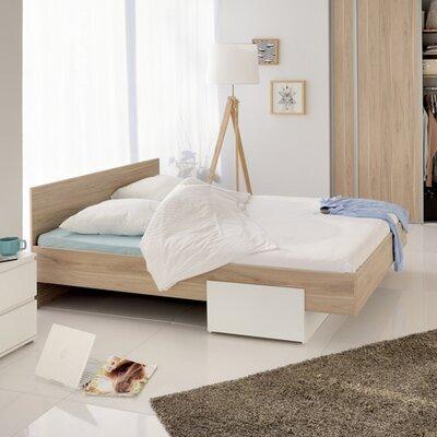 Parisot Elma Full/Double Storage Platform Bed