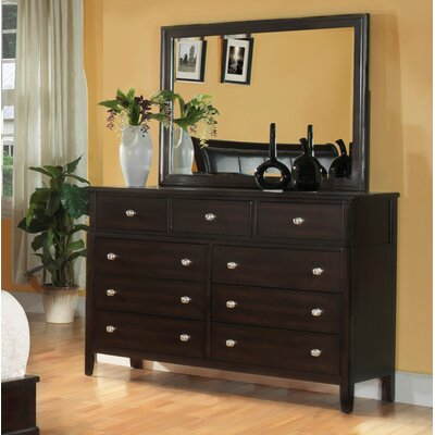 Fairfax Home Collections Newton 9 Drawer Dresser..