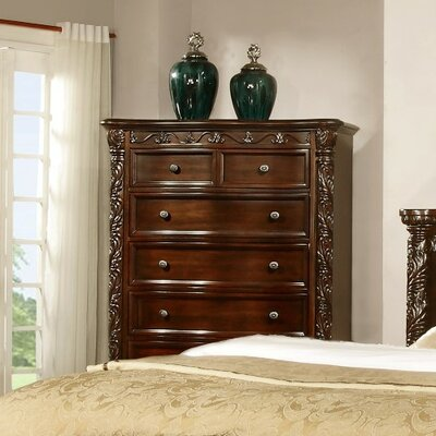 Fairfax Home Collections Patterson 6 Drawer Chest