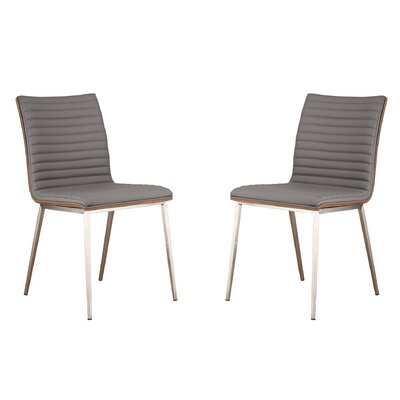 Armen Living Café Side Chair (Set of 2)