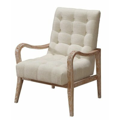 Armen Living Regis Arm Chair