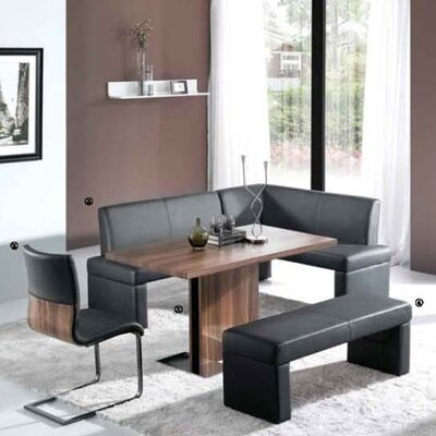 Armen Living Zenith Dining Table