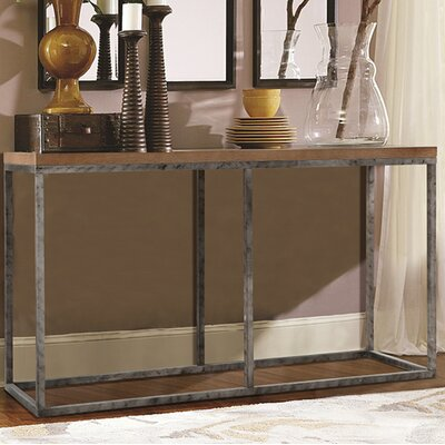 Armen Living Sahara Console Table