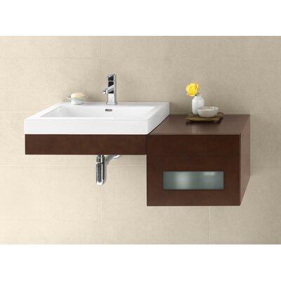 Ronbow Adina 41 Quot Single Wall Mount Bathroom Vanity Set