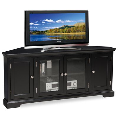 Leick Furniture Slate Black TV Stand