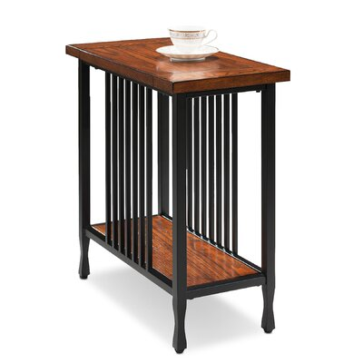 Leick Furniture Ironcraft Chairside Table