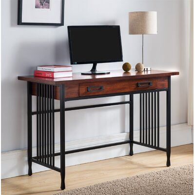 Leick Furniture Ironcraft Writing Desk