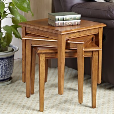 Leick Furniture 3 Piece Nesting Tables (S..
