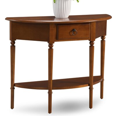 Leick Furniture Coastal Notions Console T..