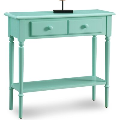 Leick Furniture Coastal Notions Console Table