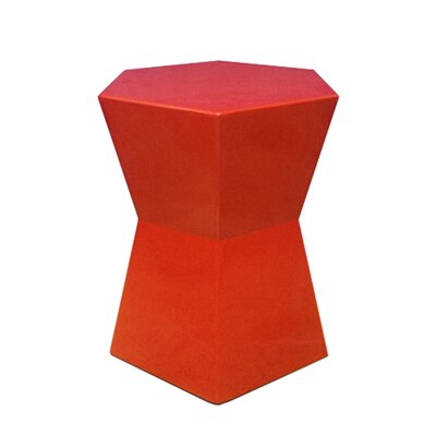 JANUS et Cie Facet End Table