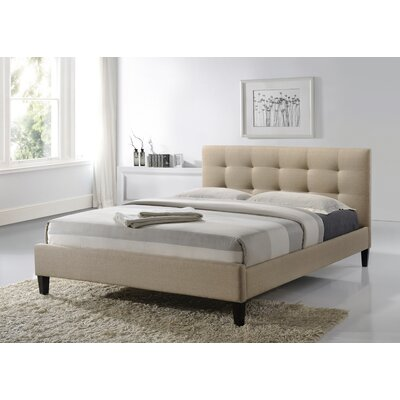 Altos Home Upholstered Platform Bed